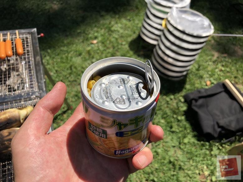 コーンバター缶 1