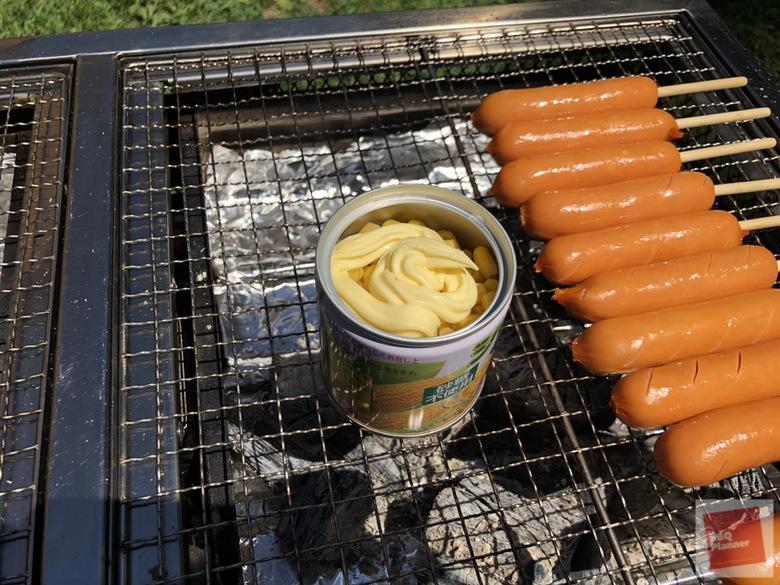 コーンバター缶 4