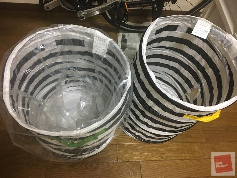 BBQ用のゴミ箱 2