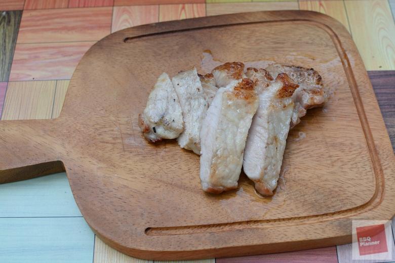 ジンジャーポークステーキ 7