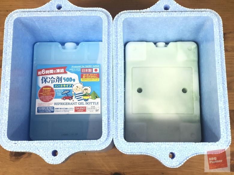 保冷剤比較実験 3