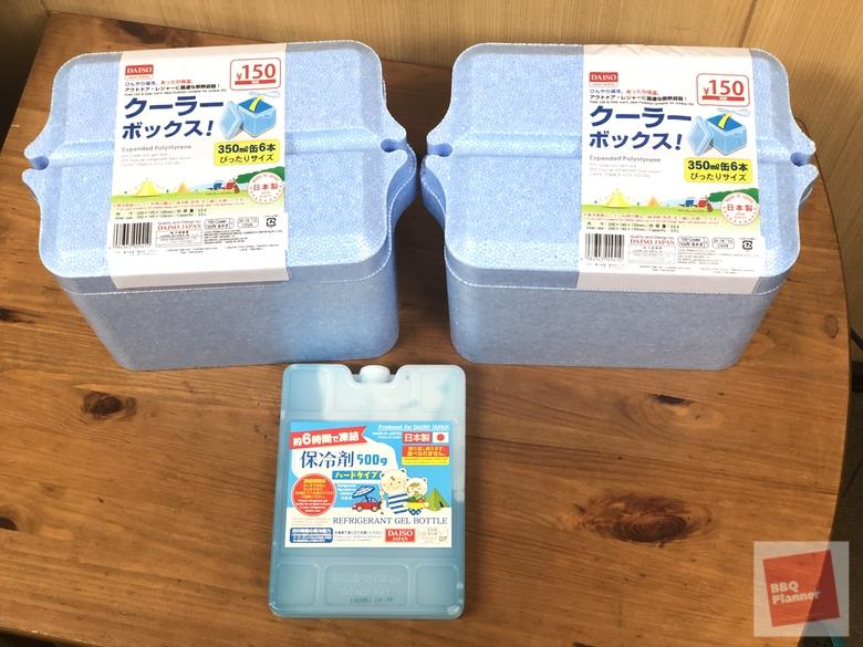 保冷剤比較実験 2