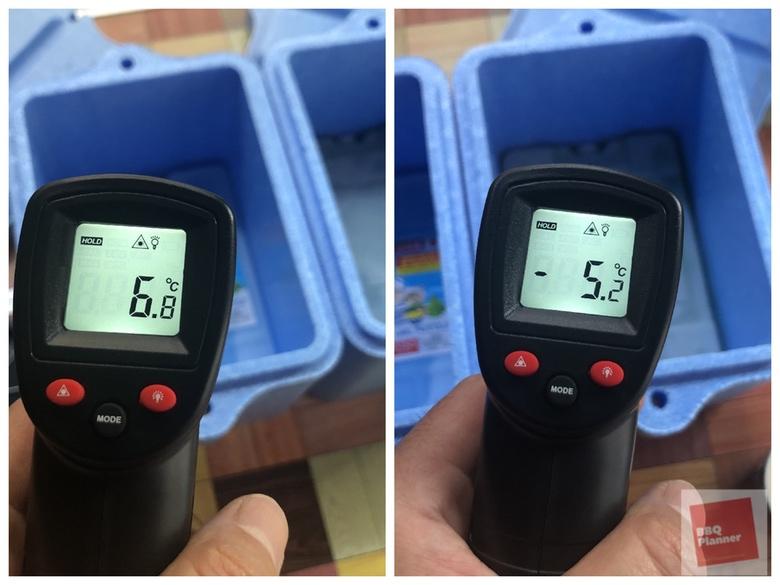 保冷剤比較実験 26