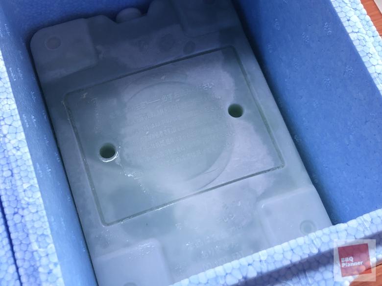保冷剤比較実験 28