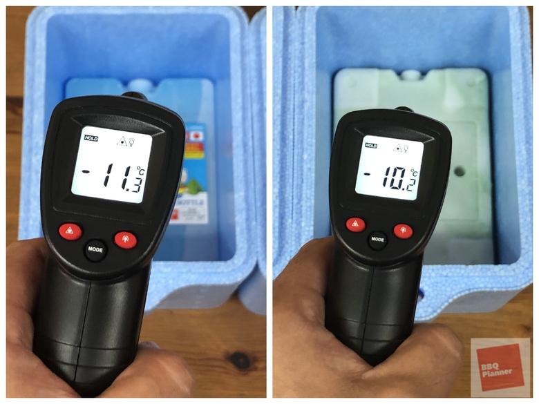 保冷剤比較実験 4