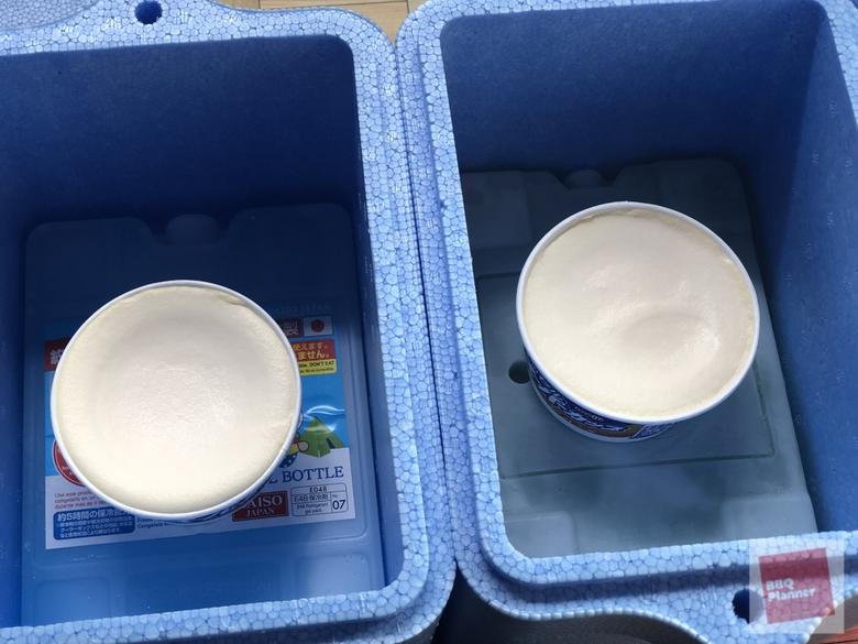 保冷剤比較実験 19