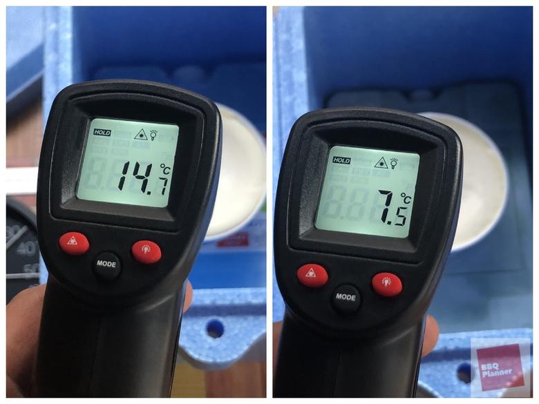 保冷剤比較実験 20