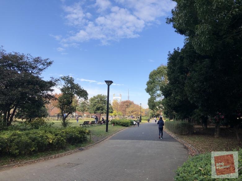 木場公園バーベキュー広場 8