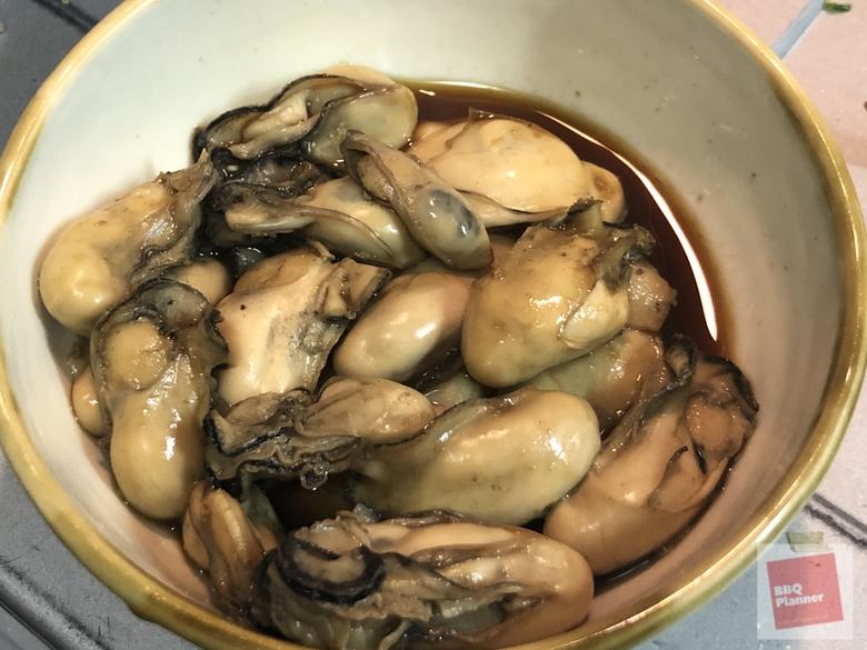 ダッチオーブンで牡蠣飯 10